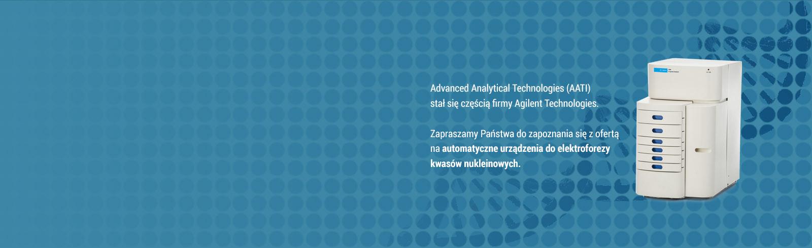 Advanced Analytical Technologies Zobacz szczegóły