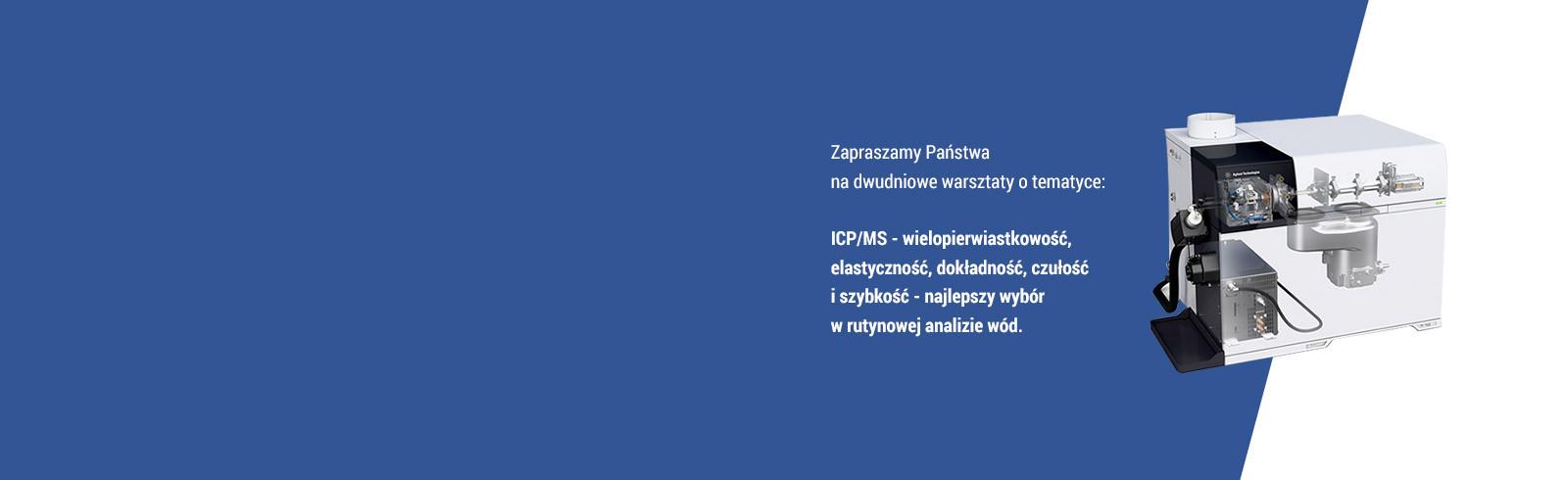 Warsztaty ICP/MS Zobacz szczegóły